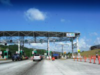 toll booth panama